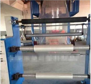 China PVC heat shrinkable pillar blown film machine--SJ55-Sm900 distributeur